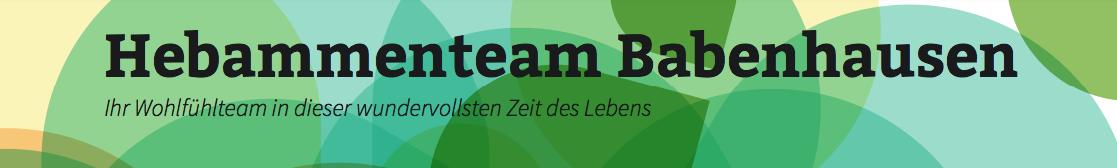 Hebammenpraxis Babenhausen