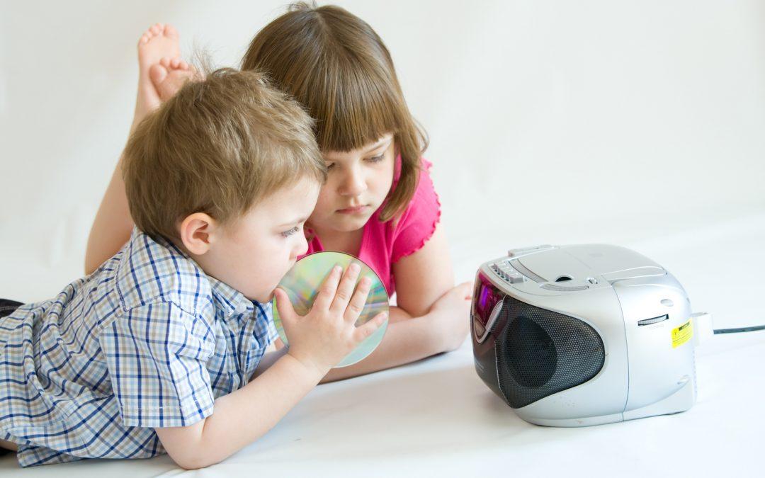 Hörspiele für Kleinkinder – Fluch oder Segen?