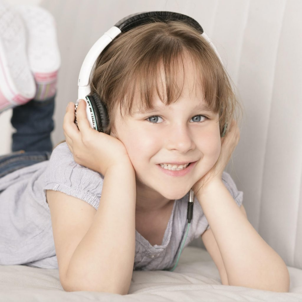 Hörspiele für Kleinkinder - Fluch oder Segen? - mykidssafe
